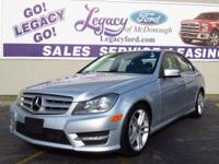 Check out this 2013 Mercedes-Benz C-Class . Its