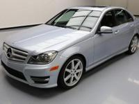 2013 Mercedes-Benz C-Class with Multimedia Package,1.8L