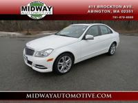 CARFAX One-Owner. Polar White 2013 Mercedes-Benz