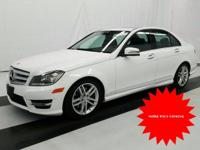 NAVIGATION and MOONROOF. 4MATIC. All Wheel Drive! The
