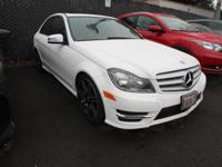 4MATIC. 2013 Mercedes-Benz C-Class C300  Options: