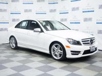 This 2013 Mercedes-Benz C-Class C 300 Sport is offered