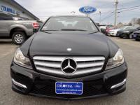 2013 Mercedes Benz C-Class Sport All Wheel Drive With