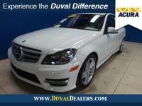 1 Owner and Clean accident free carfax. C250, 4D Sedan,