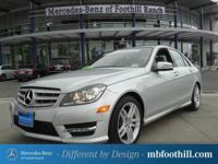 2013 Mercedes-Benz C-Class Sedan 4dr Sdn C250 Sport