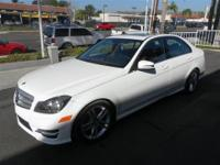 2013 Mercedes-Benz C-Class Sedan C250 Sport Sedan 4D