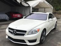 This 2013 CL65 AMG is STUNNING inside and out. Replete