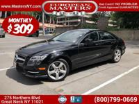 This Lovely Black 2013 Mercedes-Benz CLS550 4Matic
