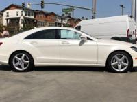 Options:  2013 Mercedes Cls550 Cls 550|White/|V8 4.6L