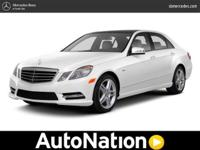 2013 Mercedes-Benz E-Class Our Location is: