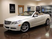 You are viewing a 2013 Mercedes-Benz E350 Cabriolet