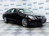 This 2013 Mercedes-Benz E-Class E350 is proudly offered