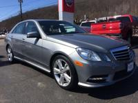 2013 Mercedes-Benz E-Class Gray E 350 Oil change and