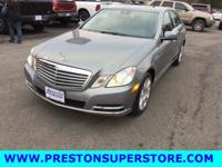 Options:  2013 Mercedes-Benz E-Class E350|*Under $400