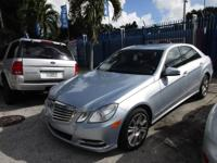 Options:  2013 Mercedes E350 Luxury|Come And Visit Us