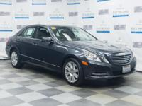 This 2013 Mercedes-Benz E-Class E350 Luxury is proudly