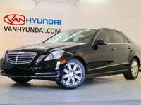 2013 Mercedes-Benz E-ClassCARFAX One-Owner. Clean