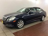 Gorgeous and classy 2013 Mercedes Benz E class with