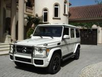 2013 Mercedes-Benz G-Class G63. THIS IS AN AWESOME