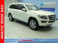 4MATIC-ROOF-NAV-REAR CAM-3RD ROW-HEATED LEATHER-POWER