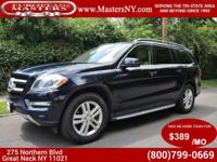 This Amazing Blue 2013 Mercedes-Benz GL450 4Matic Sport