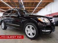 This 2013 Mercedes-Benz GLK GLK 350 4MATIC features a