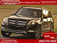 This Lovely Black 2013 Mercedes-Benz GLK 350 4Matic