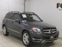 Check out this gently-used 2013 Mercedes-Benz GLK-Class