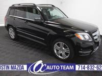 Our 2013 Mercedes-Benz GLK350 in Black is a creative
