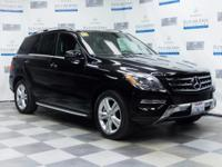 You can find this 2013 Mercedes-Benz M-Class ML350 and