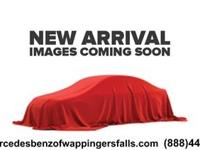 MERCEDES-BENZ CERTIFIED, CLEAN CARFAX VEHICLE HISTORY,