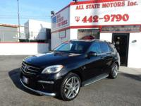 Options:  2013 Mercedes M-Class Ml63 Amg|Air