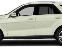 2013 CERTIFIED PRE OWNED ML350 4MATIC ... ARCTIC WHITE
