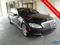 2013 Mercedes-Benz S-550 ** Black on Black ** If you're