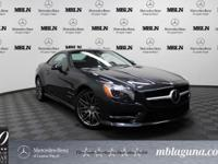 This 2013 Mercedes-Benz SL-Class SL550 is offered to