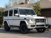2013 Mercedes G550 Designo with G63 AMG OEM Exterior