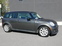 **2013 MINI CLUBMAN S**2DR**VERY LOW MILES**6 SPEED