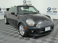 Check out this gently-used 2013 MINI Cooper Convertible