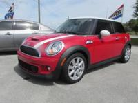 Great Mini Cooper S Hardtop with a clean history