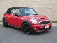 2013 MINI COOPER 2dr S Our Location is: MINI of