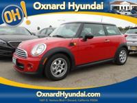 2013 Mini Cooper Move swiftly! Hurry in! 1 Owner CARFAX