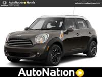 This 2013 MINI Cooper Countryman is provided to you for