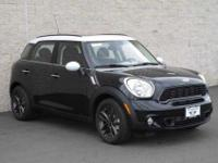 This 2013 Mini Cooper Countryman S has a sharp Absolute