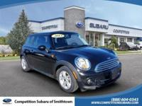 2013 MINI COOPER WITH ONLY 35,000 MILES IN BLACK NICE