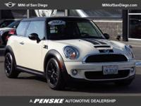 This 2013 MINI Cooper Hardtop 2dr 2dr Cpe S Coupe