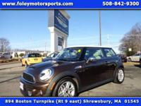 2013 MINI Cooper S Hatchback... LOADED with Navigation