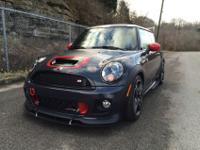 Sub Model: John Cooper Works GP Make: MiniExterior