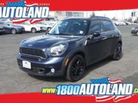 CARFAX One-Owner. Clean CARFAX. Blue 2013 MINI Cooper S