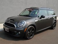 MINI Certified Pre-Owned Body Style: Wagon Engine: