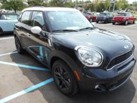 MINI Certified 5/75 Warranty. AWD and elegant.